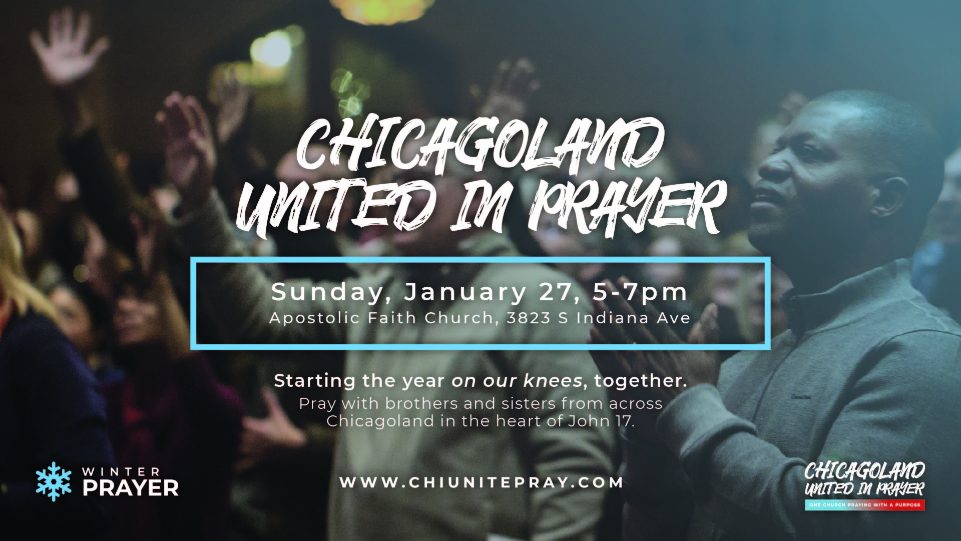 Chicagoland United in Prayer 2019