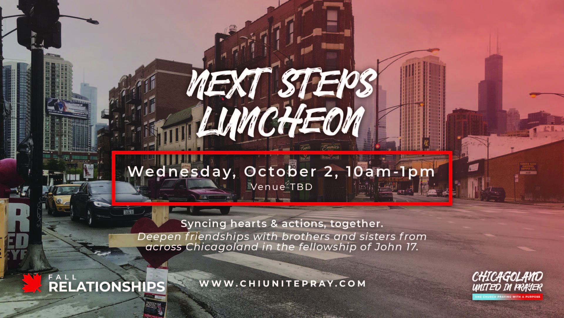 Next Steps Luncheon 2019