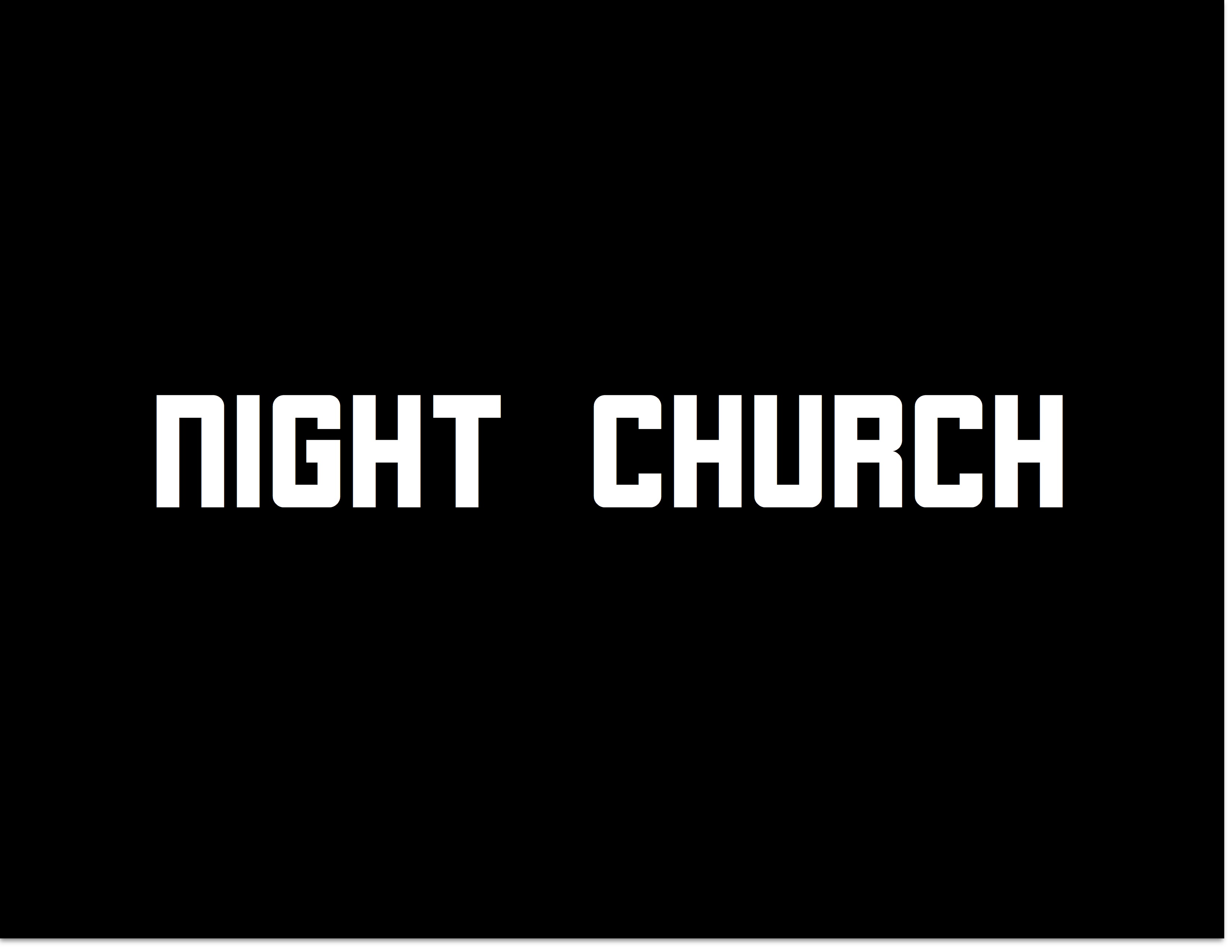 Night Church - Devon