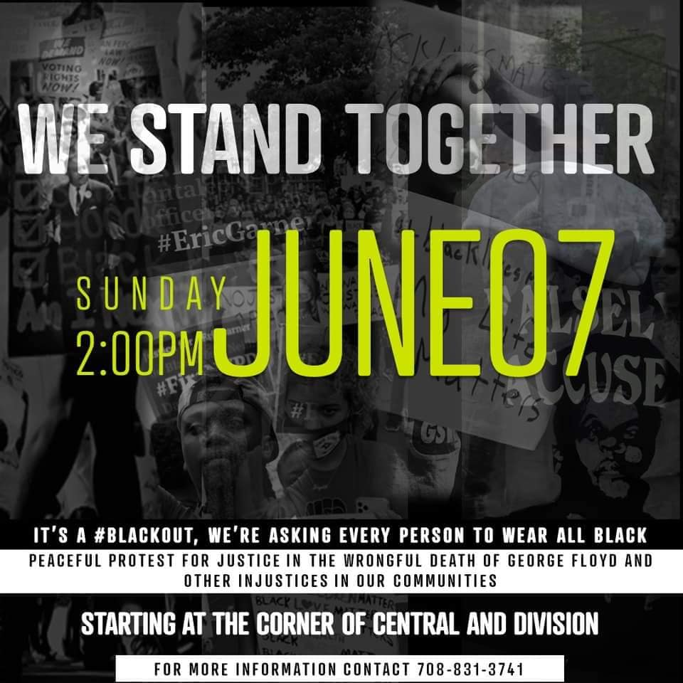 We Stand Together
