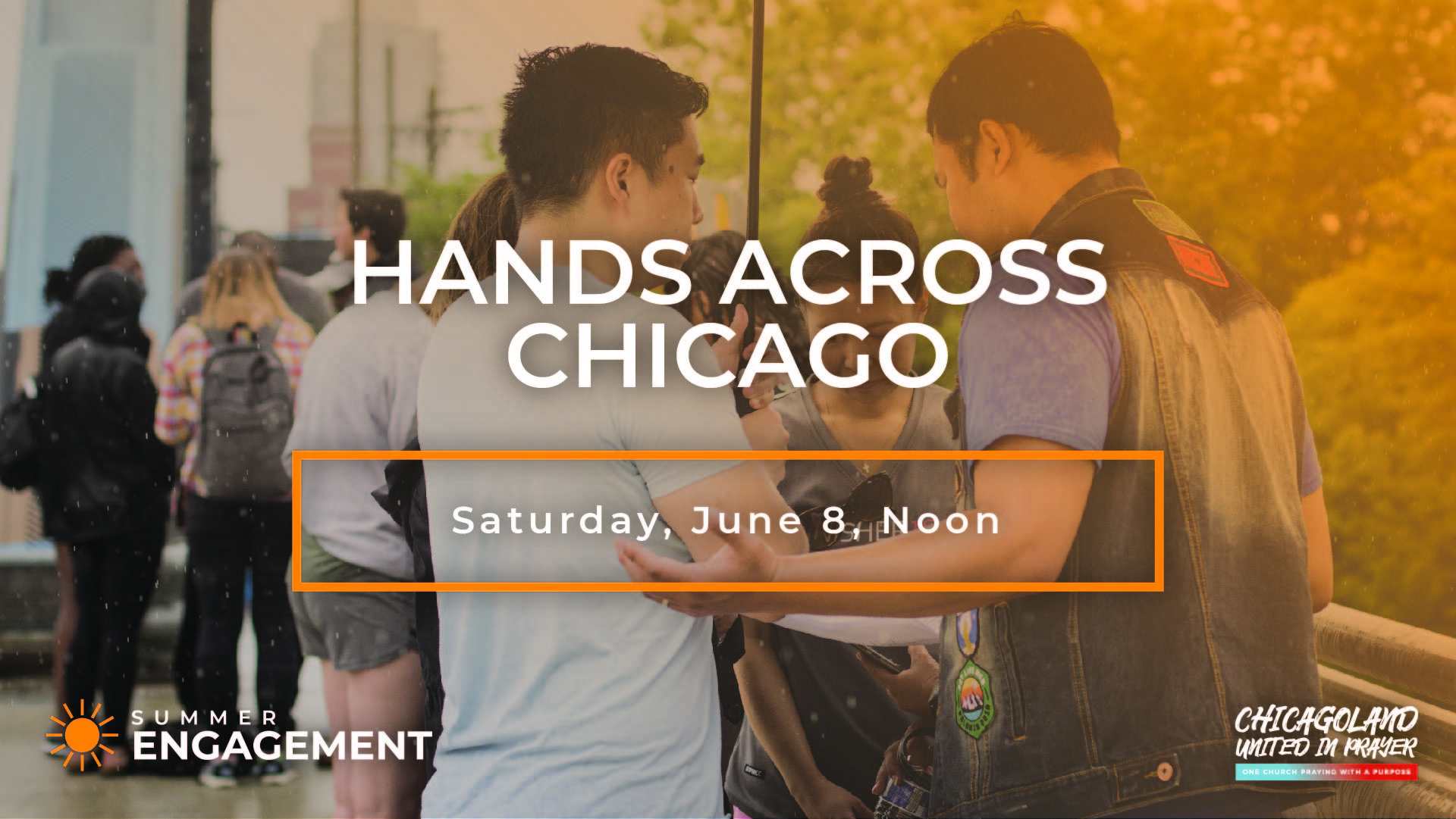 Hands Across Chicago 2019