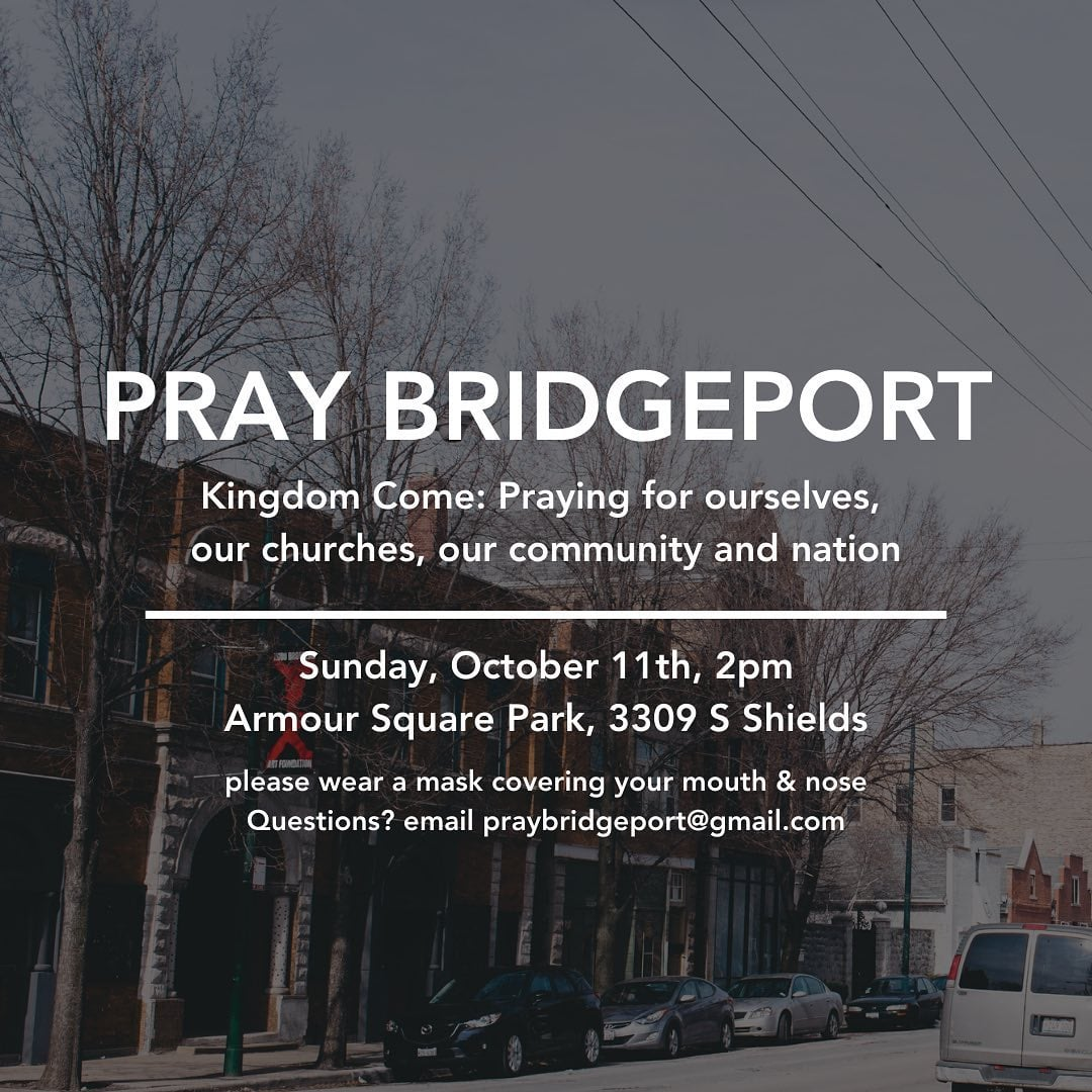 Kingdom Come — Pray Bridgeport