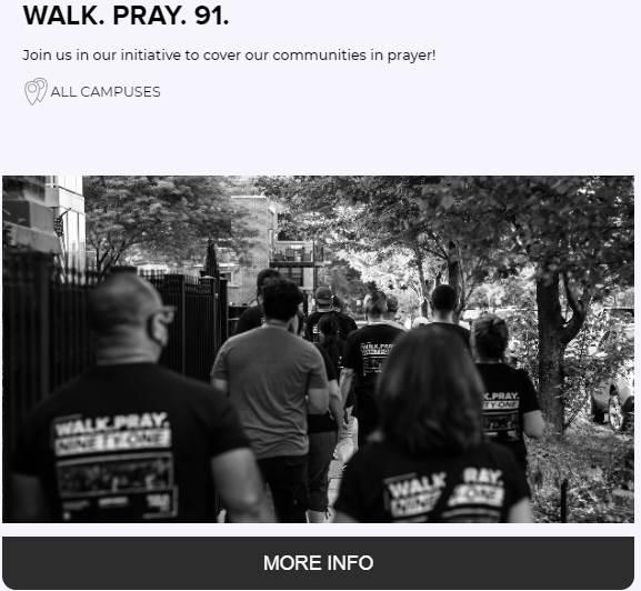 Walk. Pray. 91. - Humboldt Park