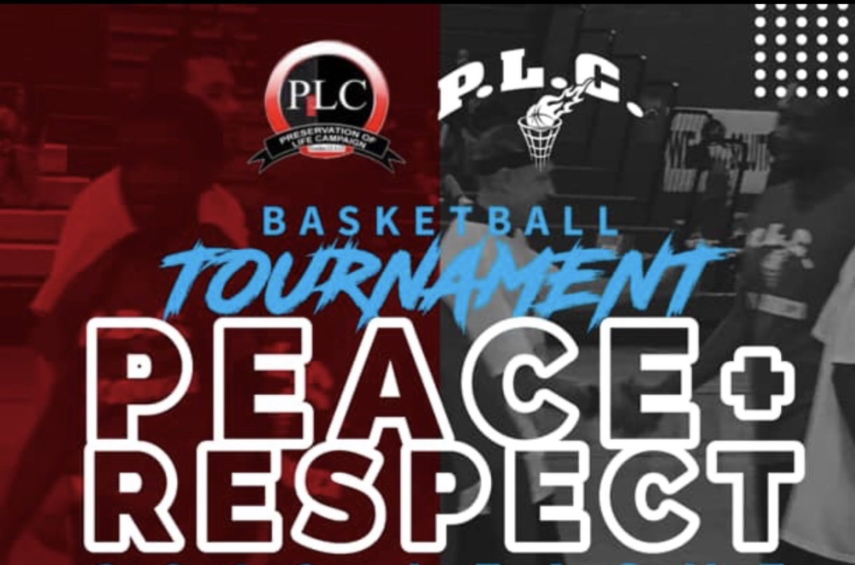 Peace and Respect Basketball Tournament