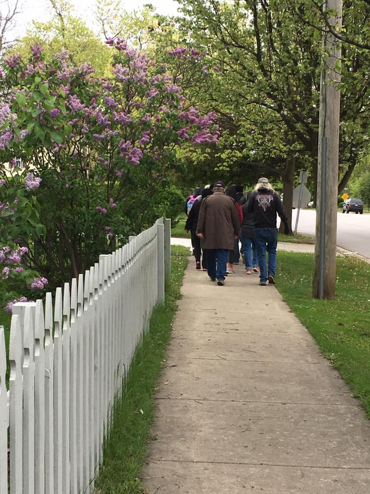 Prayer Walk Across Aurora