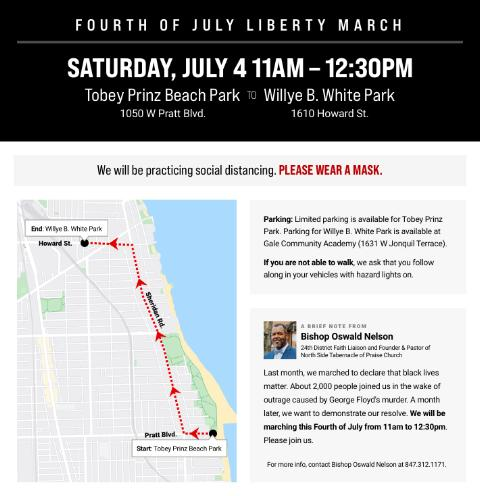 March For Liberty