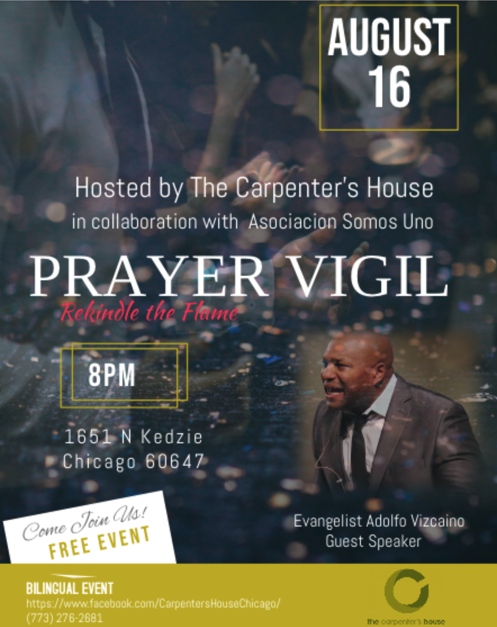 Prayer Vigil - Rekindle the Flame