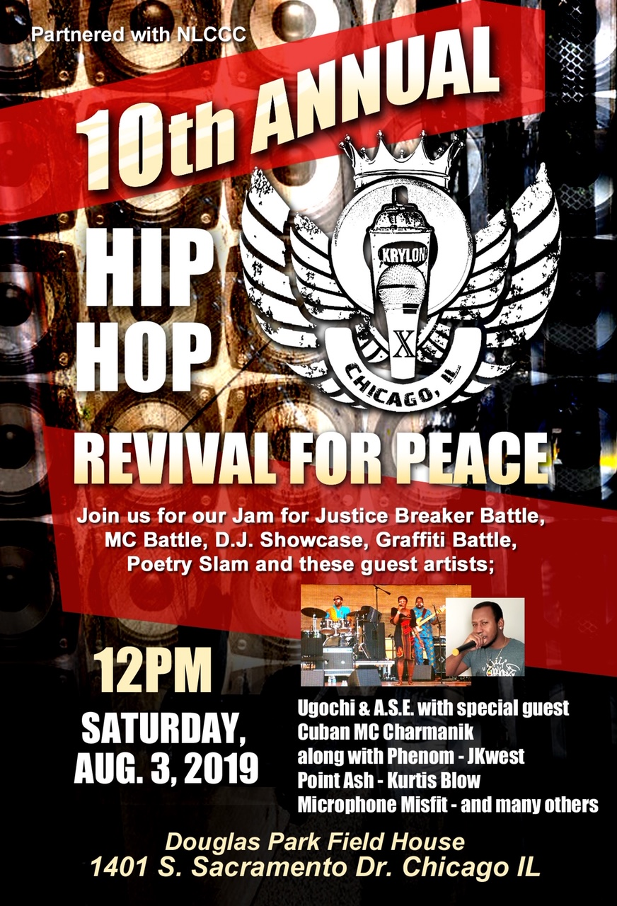 10th Annual Hip Hop Revival for Peace