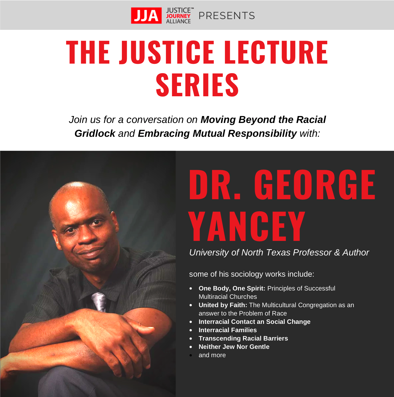 The Justice Lecture Series