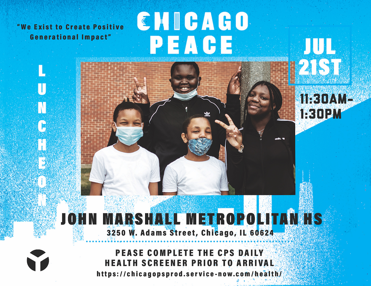 Chicago PEACE Luncheon