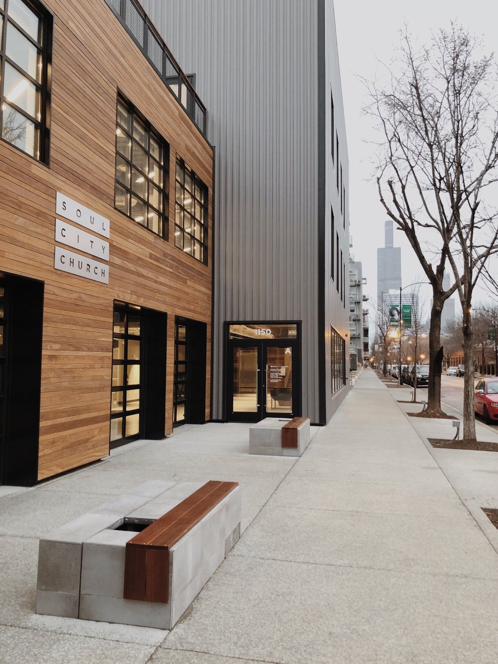 Hands Across Chicago Planning Mtg