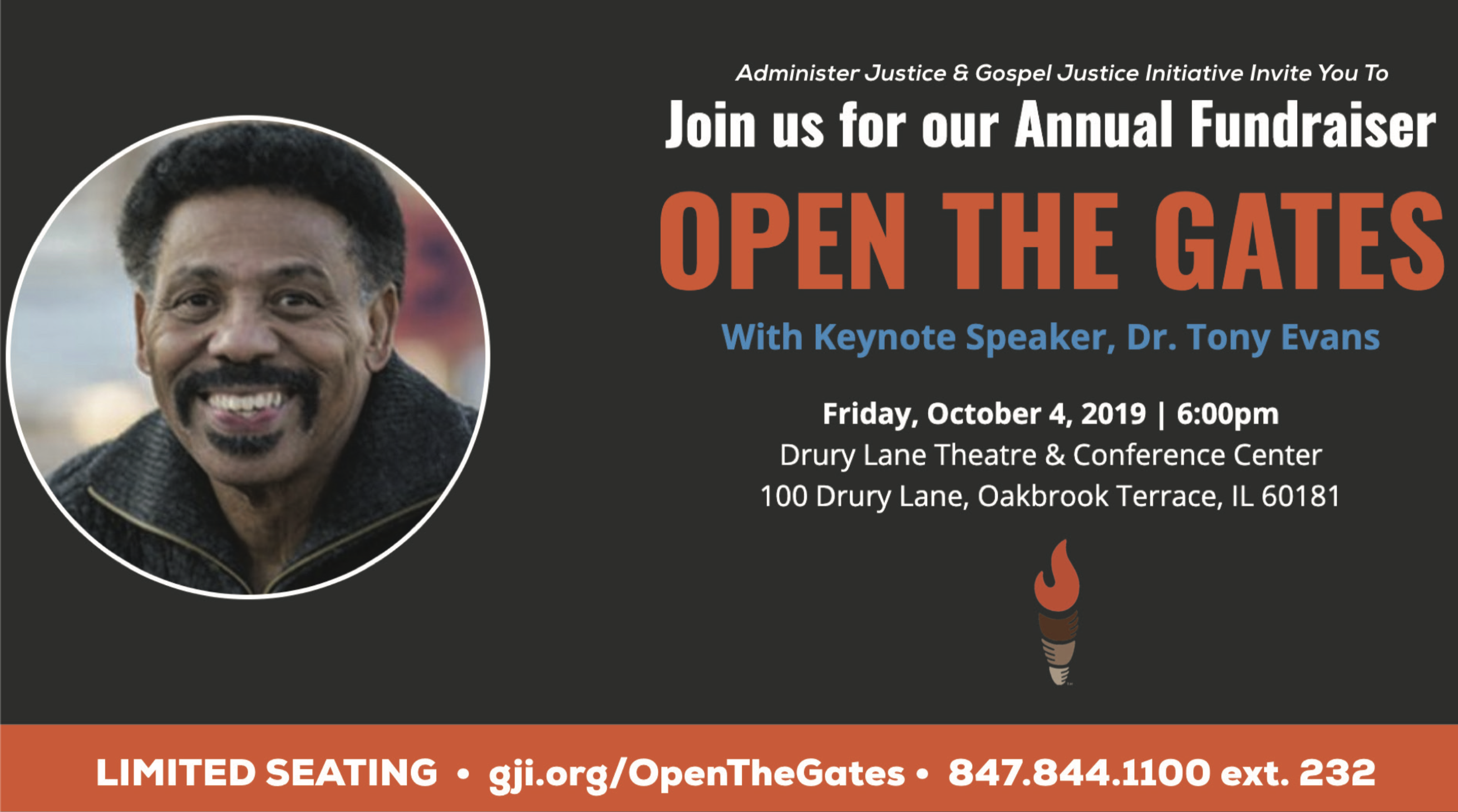 Open the Gates - Gospel Justice Initiative