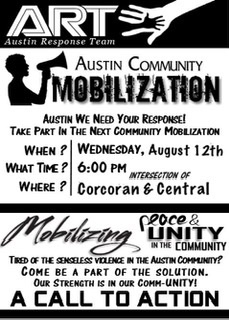 Austin Response Team Mobilization