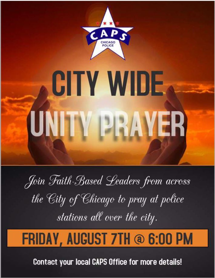 City-Wide Unity Prayer - 4th District
