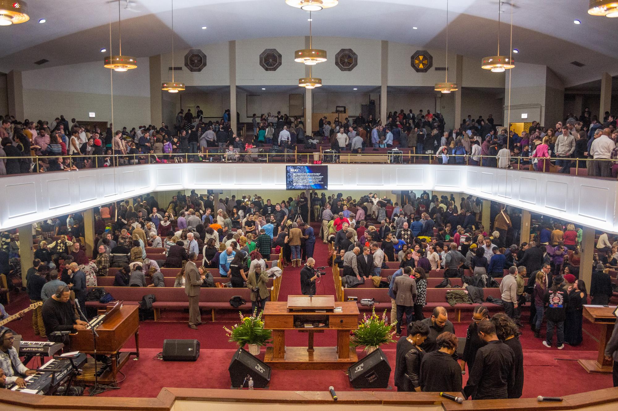 Chicagoland United in Prayer 2020