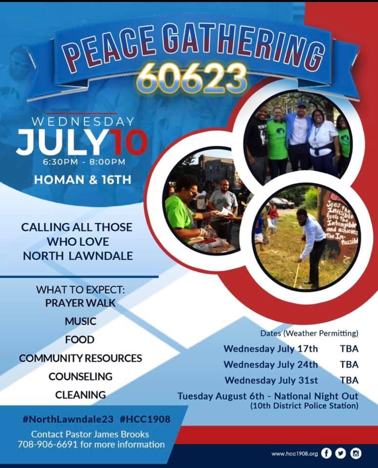 Peace Gathering 60623