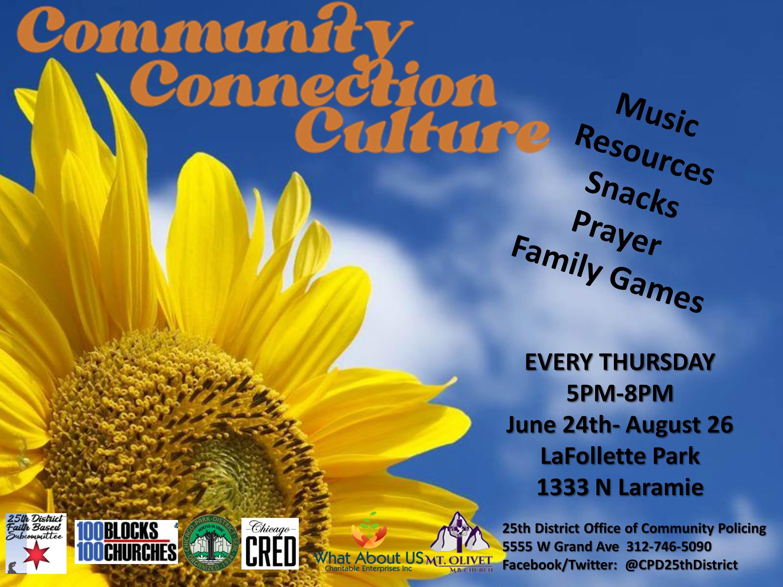 Community Connection Culture