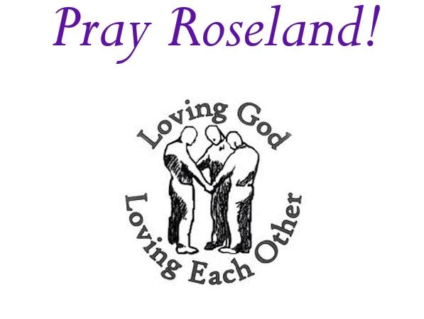 Roseland 5K Prayer & Outreach Tent
