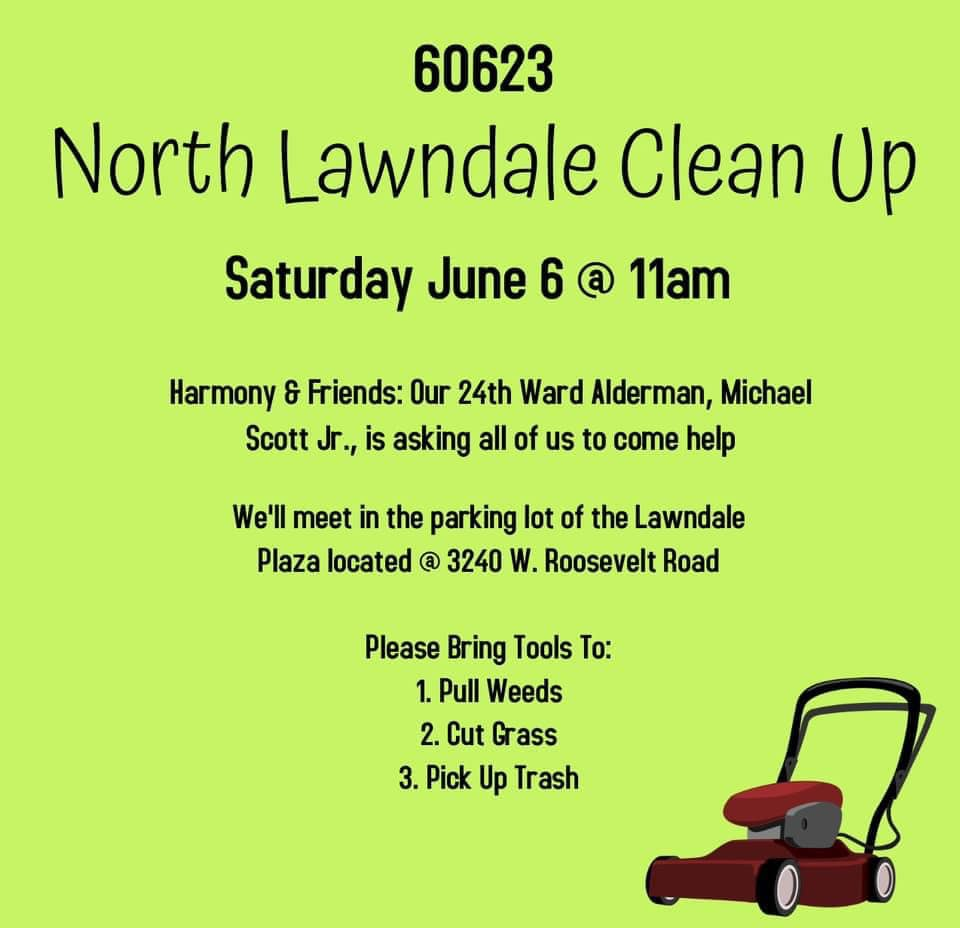 North Lawndale Clean Up