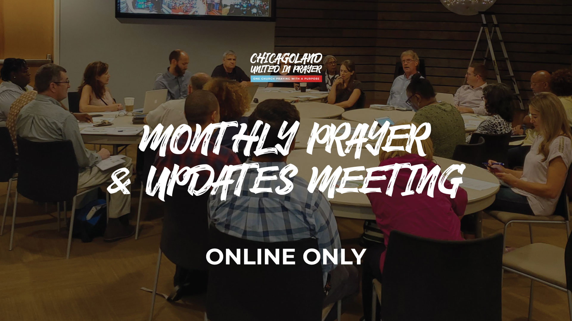 [ONLINE ONLY] CUIP Monthly Prayer & Updates Meeting