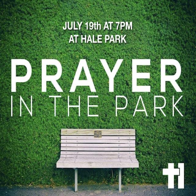 Prayer In The Park - Archer Heights