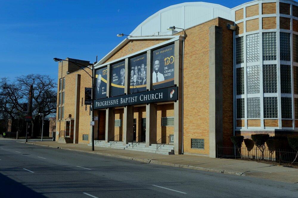 Chicagoland United in Prayer 2021