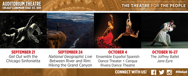 National Geographic Live - Between River and Rim: Hiking the Grand Canyon