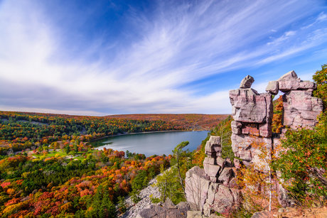 Climbers Outing: Devil's Lake