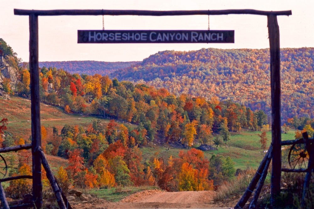 Climber Outing: Horseshoe Canyon Ranch