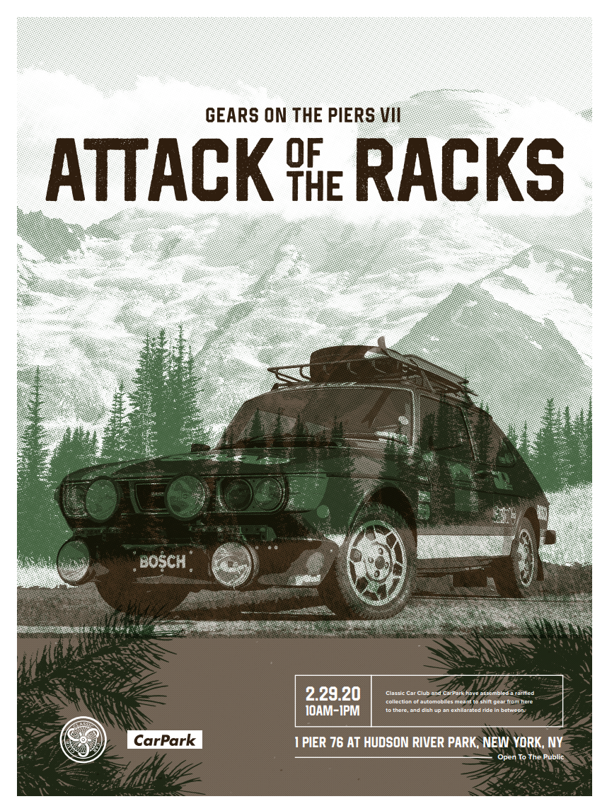 Gears on the Piers VII: Attack of the Racks