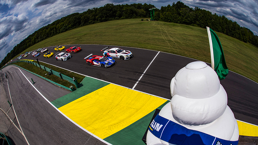 IMSA Screening | Michelin GT Challenge At VIR