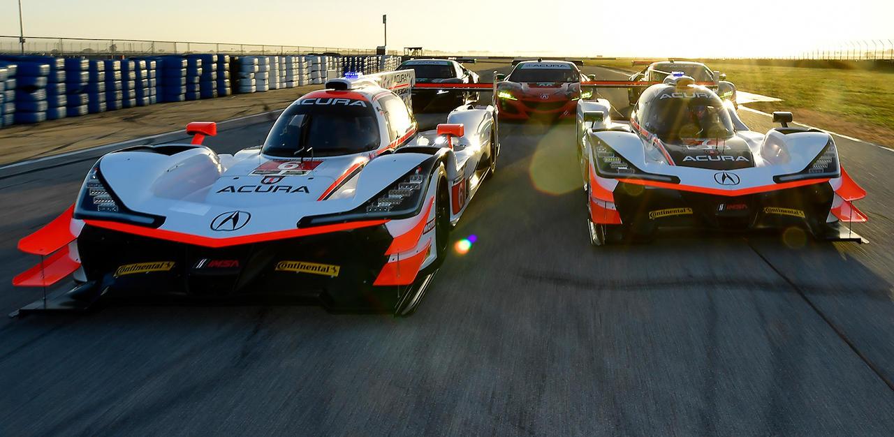 IMSA Screening | Acura Sports Car Challenge At Mid-Ohio