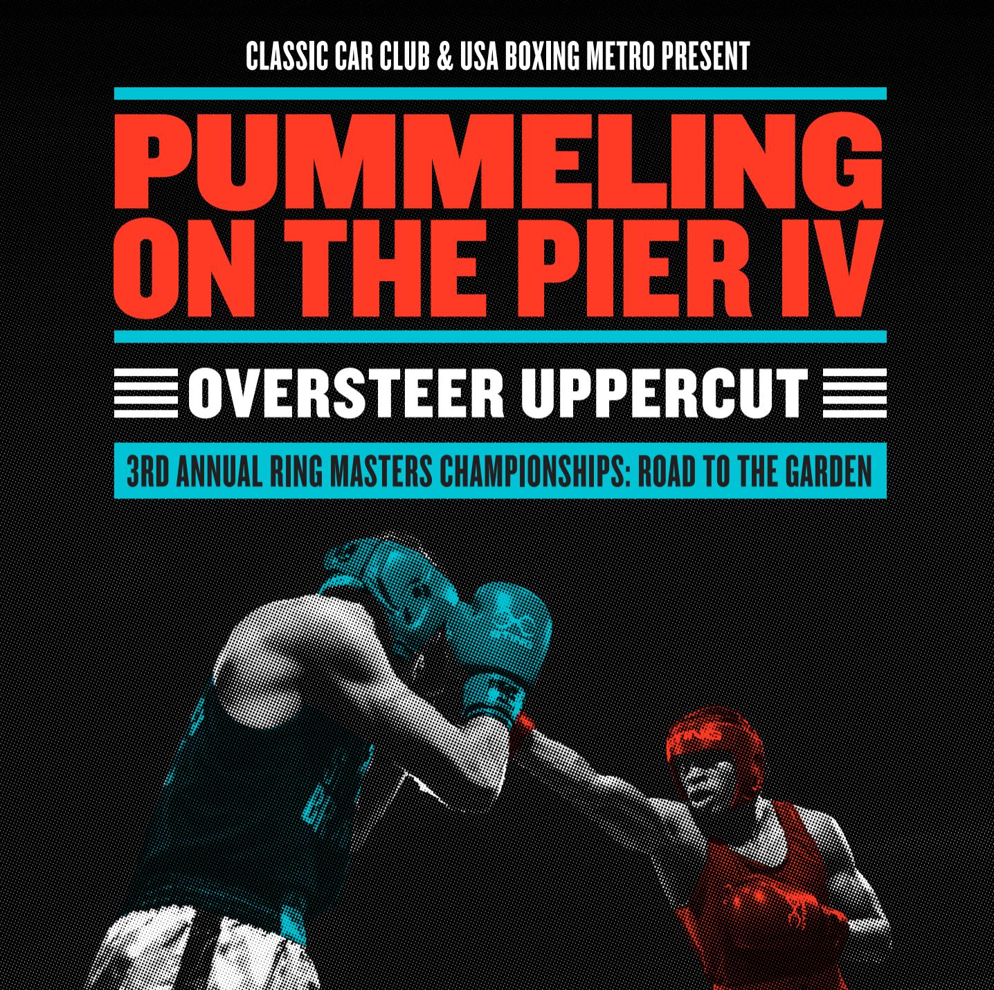 (Postponed) CCC FIGHT NIGHT IV