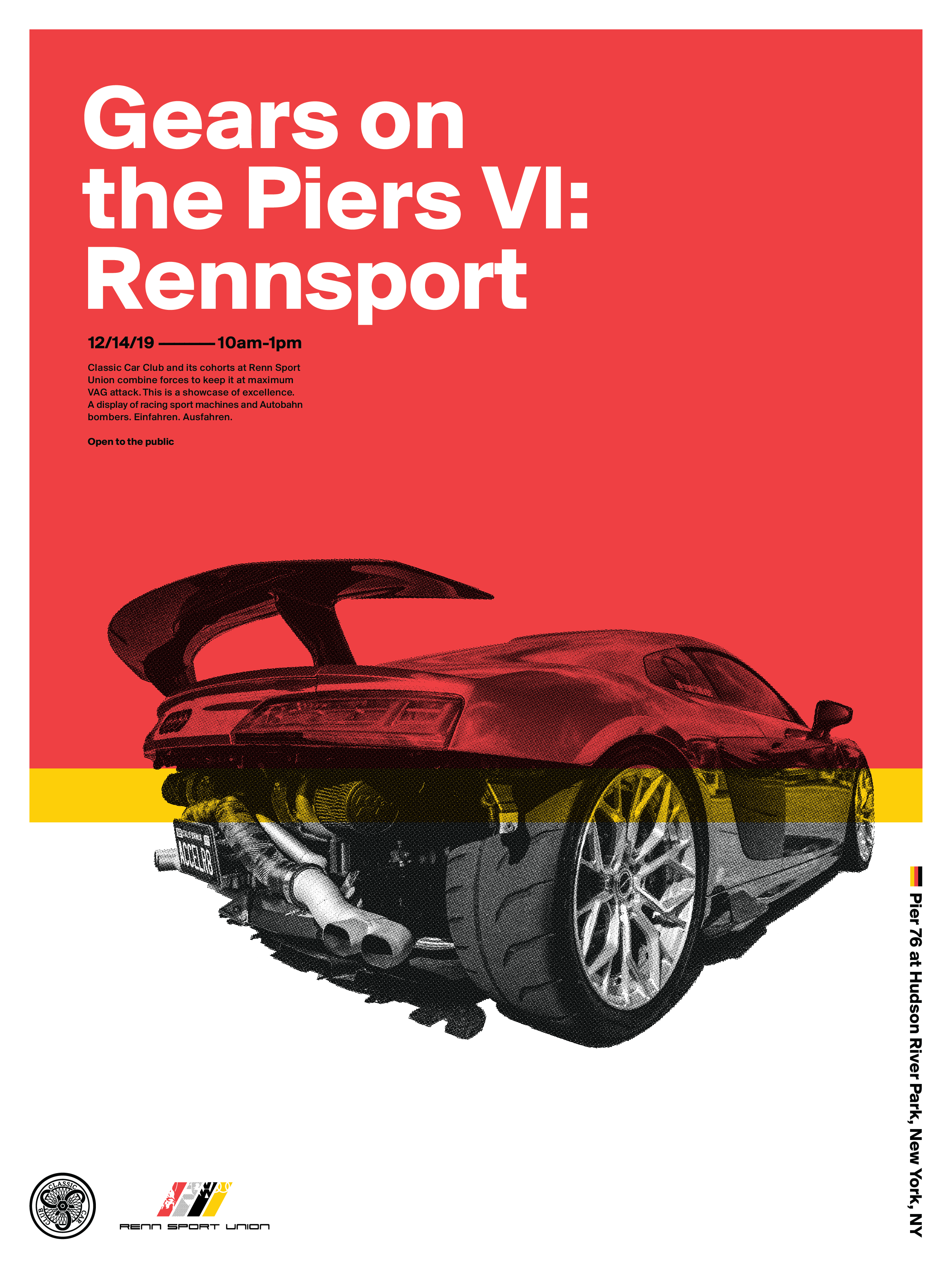 Gears on the Piers VI: Rennsport