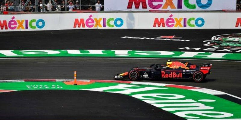 Mexican Grand Prix Screening