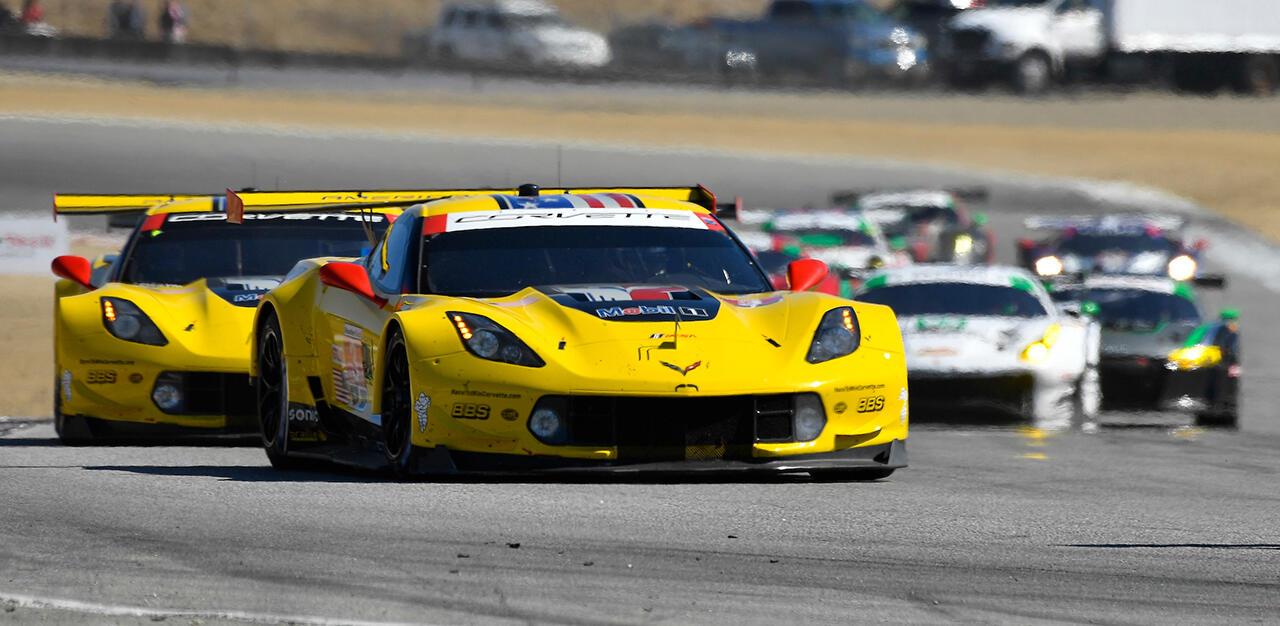 IMSA Screening | WeatherTech Raceway Laguna Seca