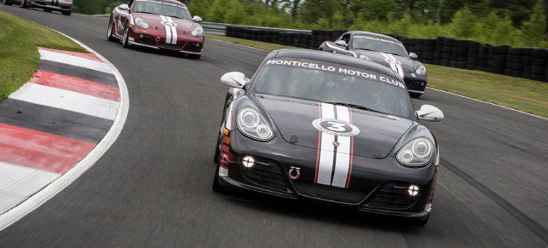 Monticello Motor Club 3-day Racing School