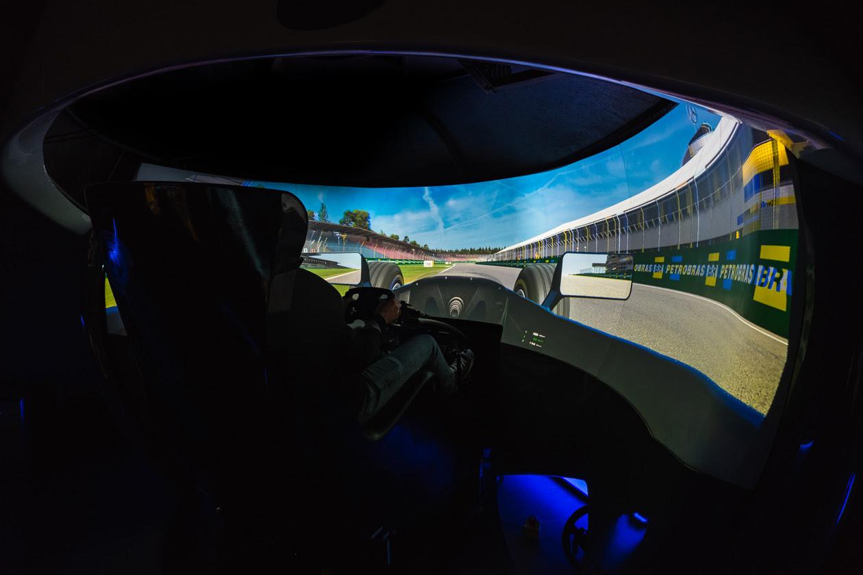Simulator Race Night