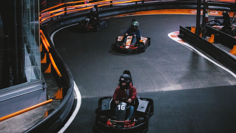 (Postponed) Karting