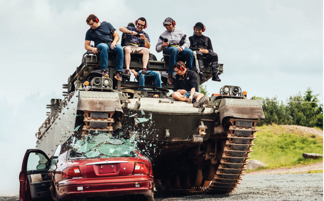 Tanks, Off-roading, Karting
