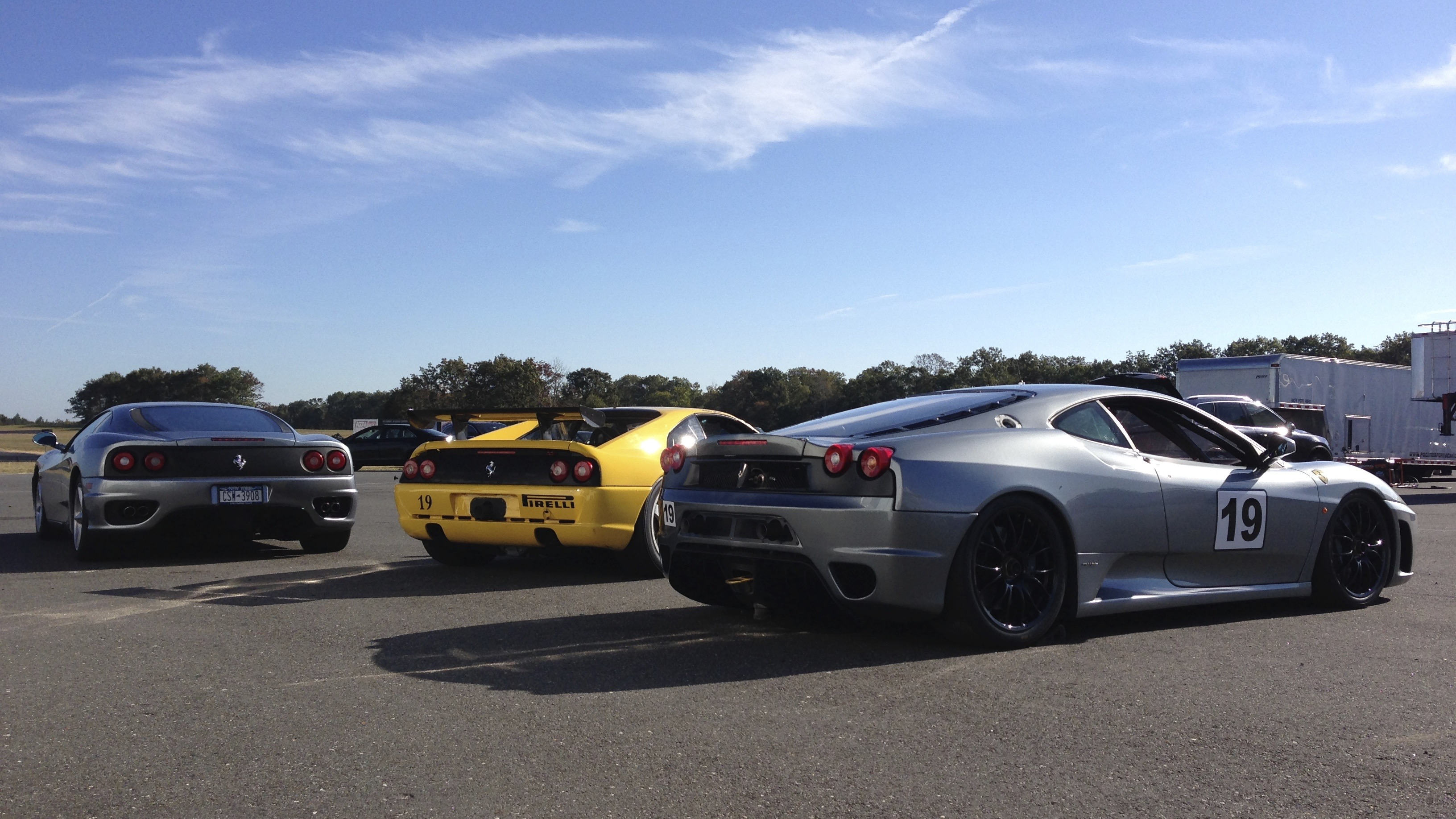 CCC Exclusive Track Day NJMP
