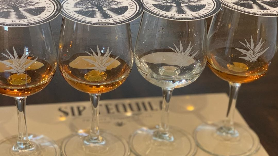 Tequila Tasting with Sip Tequila