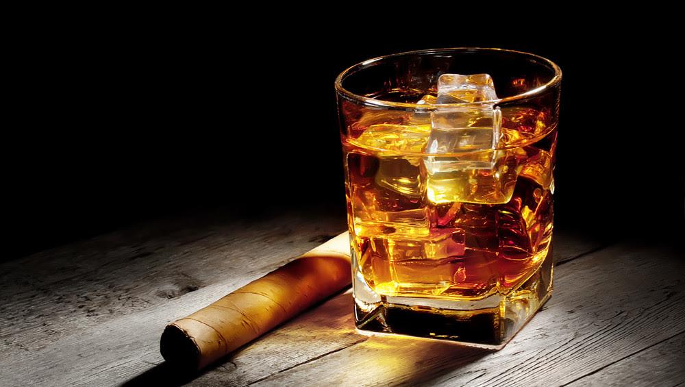Whiskey & Cigar Dinner