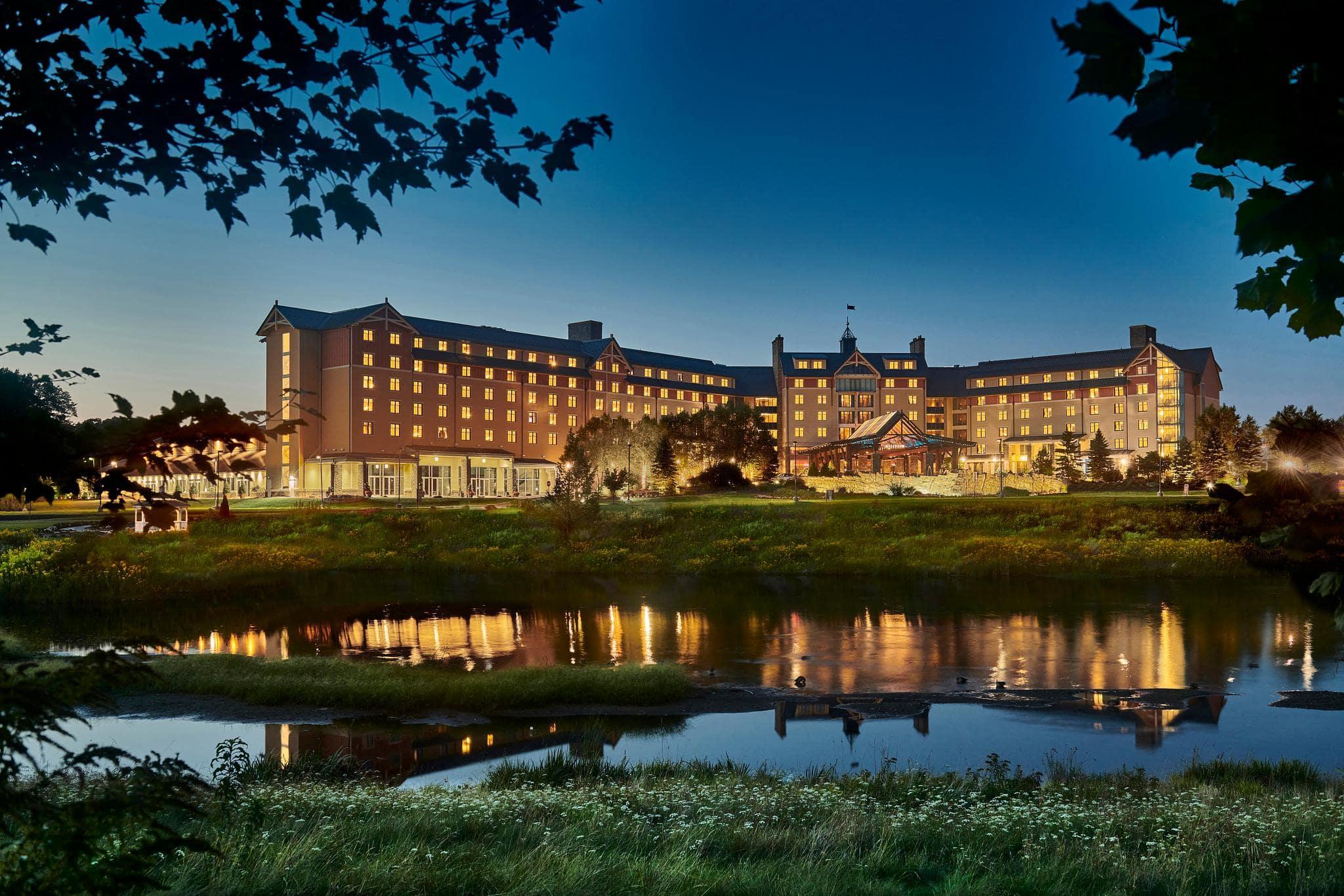 CCC Overnight- Mt. Airy Resort & Casino