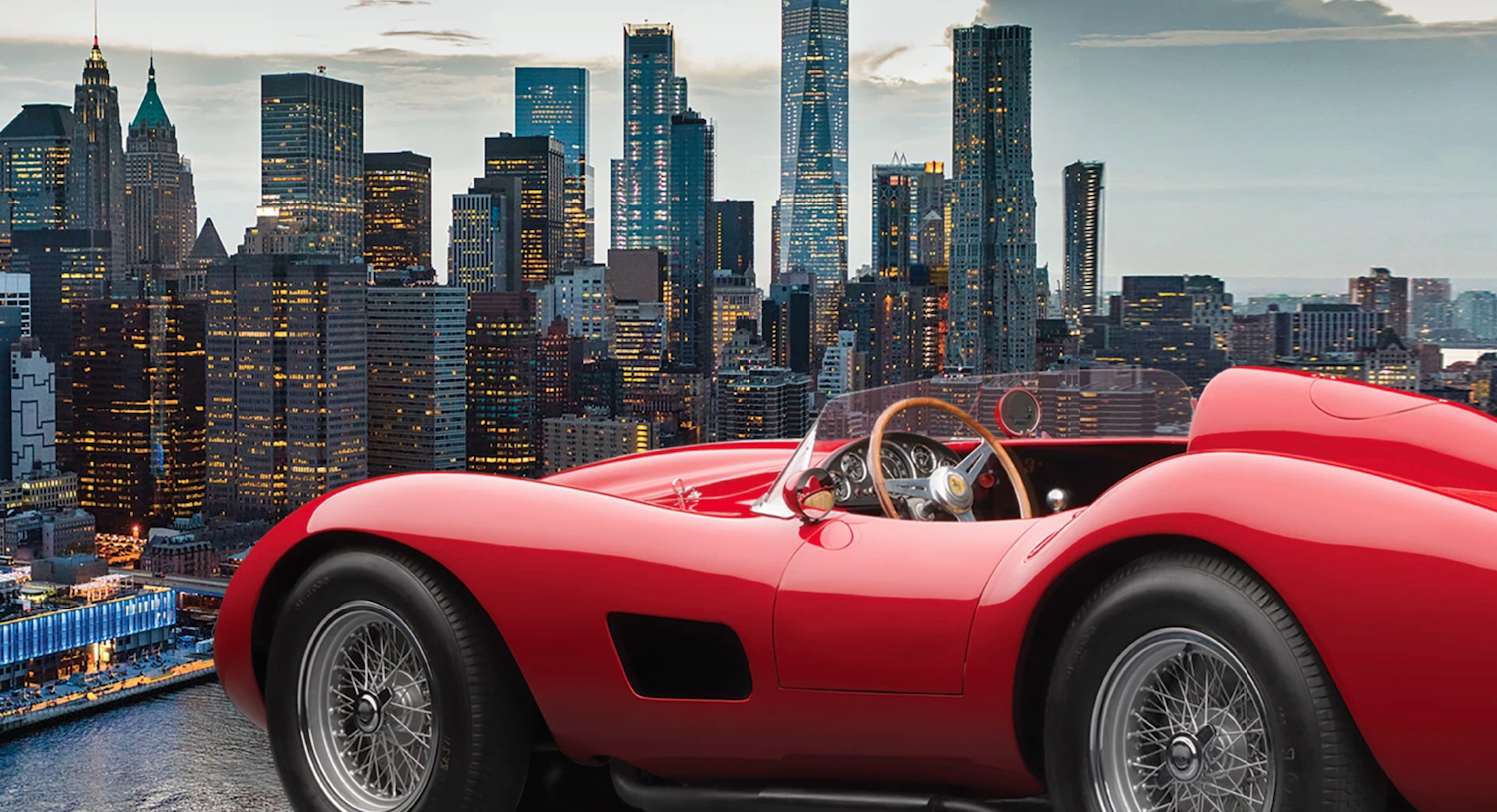 The NYC Concours