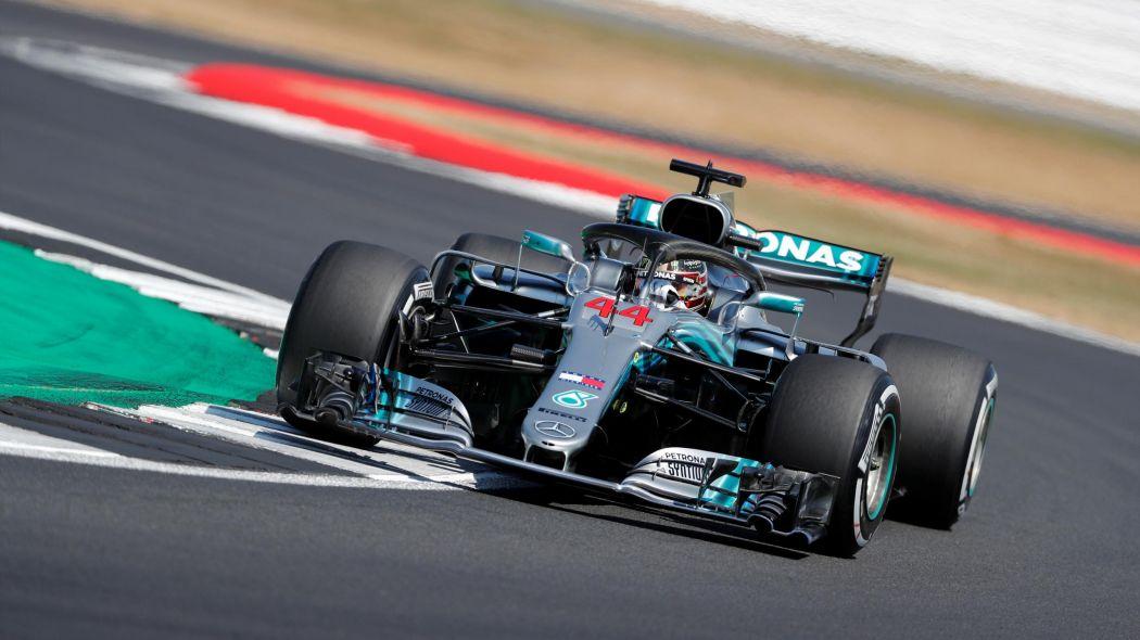 F1 Screening | British Grand Prix