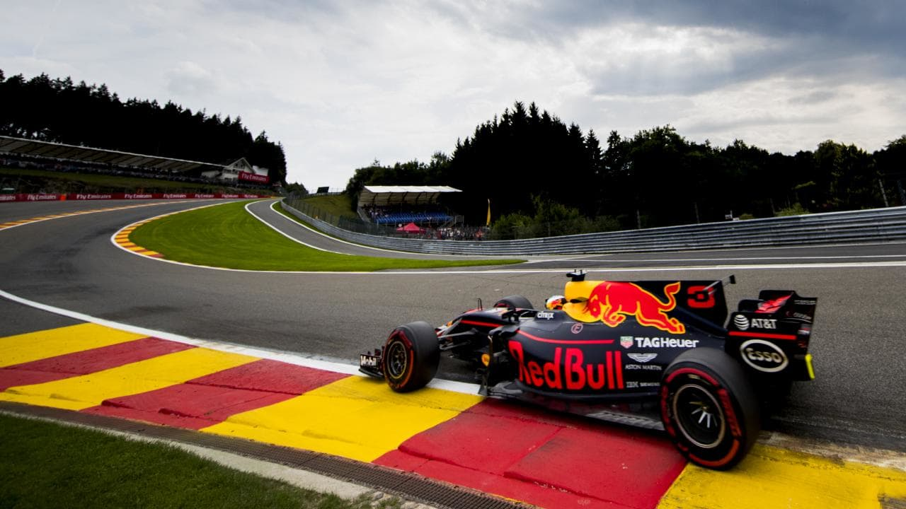 F1 Screening | Belgian Grand Prix