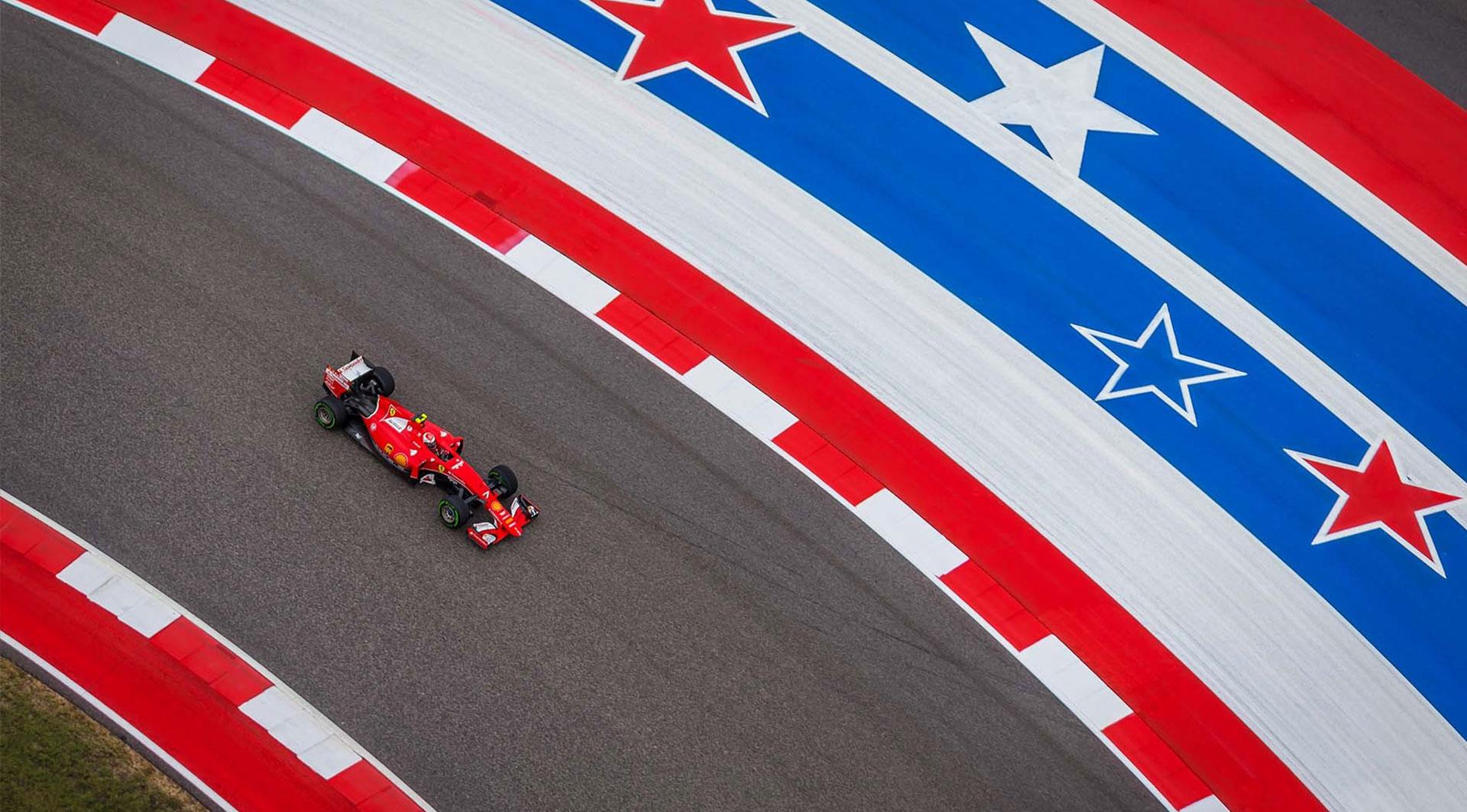 F1 Screening | US Grand Prix