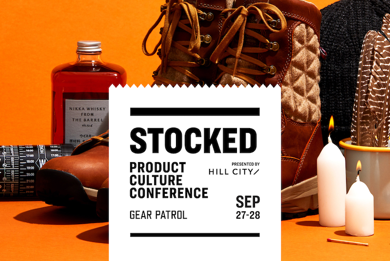 STOCKED: A Gear Patrol Culture + Conference at CCC
