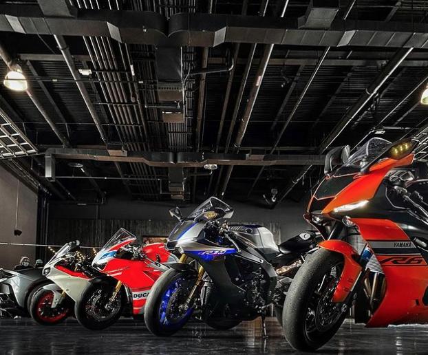 CCC x Ducati NY Moto Rally